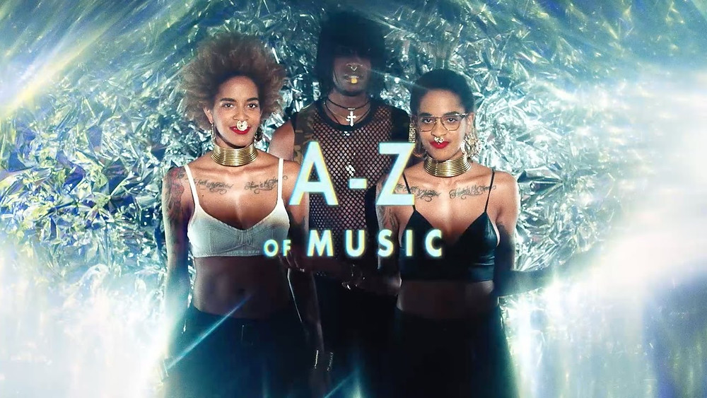 Afropunk — A-Z of Music | Sponsored by Marc Jacobs - i-D and Marc Jacobs reinvent a new cool music alphabet - sound identity sound branding blog