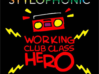 """Stylophonic, a """"Working Club Class Hero"""": the new single and the wait for the album"""