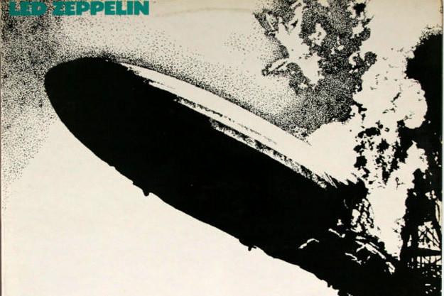 Led Zeppelin debut album - 12 January 1969 - #tbt  Sound Identity music blog business sound branding sounddesign audio logo marketing