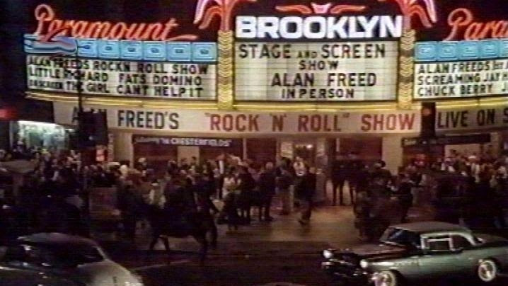 american hot wax - rock and roll music film directed by Floyd Mutrux, Alan Freed against payola - sound identity blog