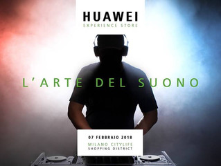 The Art of Sound, Huawei and Stylophonic teaching how to play electronic music