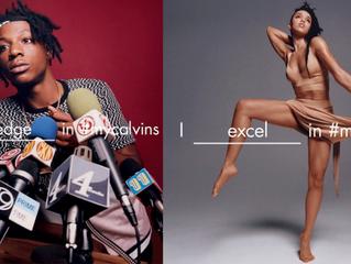 Calvin Klein e il coinvolgimento delle music celebrities