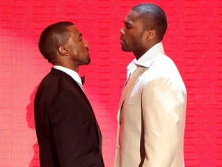 The Day Kanye West Killed 50 Cent in a sales battle
