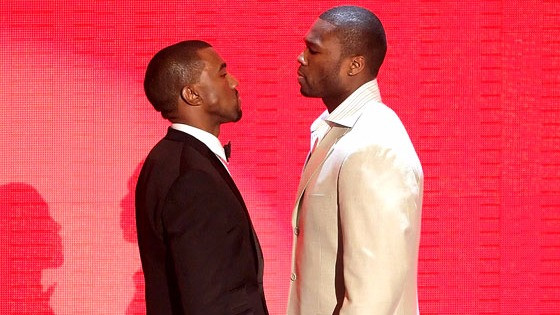The Day Kanye West Killed 50 Cent in a sales battle (Graduation vs Curtis) - a big day in hip-hop history - sound identity musicmatters music blog