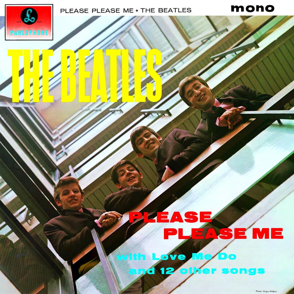 the 585 most productive minutes in the history of music with Please, Please me by the Beatles