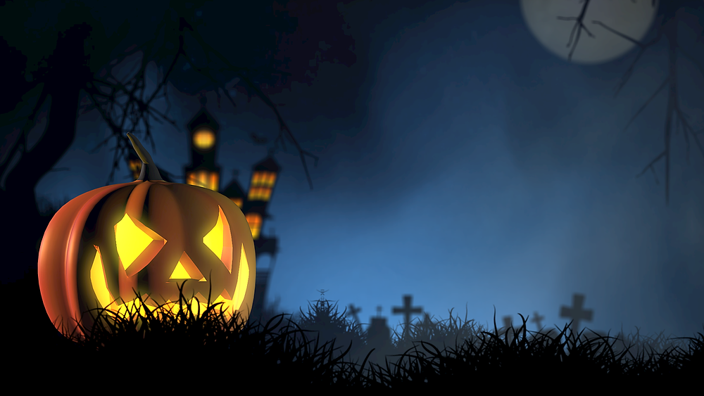 Halloween playlist, let's party! soundtrack music songs - sound identity music blog