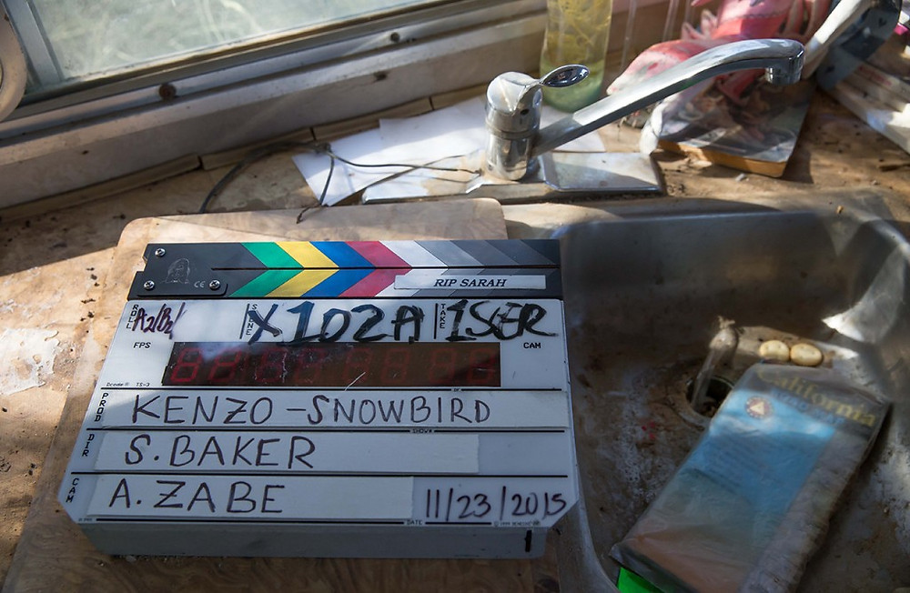 Snowbird Kenzo fashion film sean baker - blog sound identity