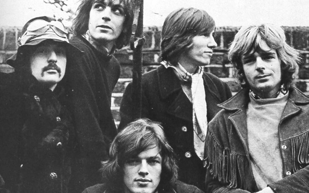 18 February 1968, David Gilmour joins Pink Floyd - music #TBT - Sound Identity blog