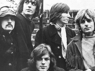 Pink Floyd all together for only one time