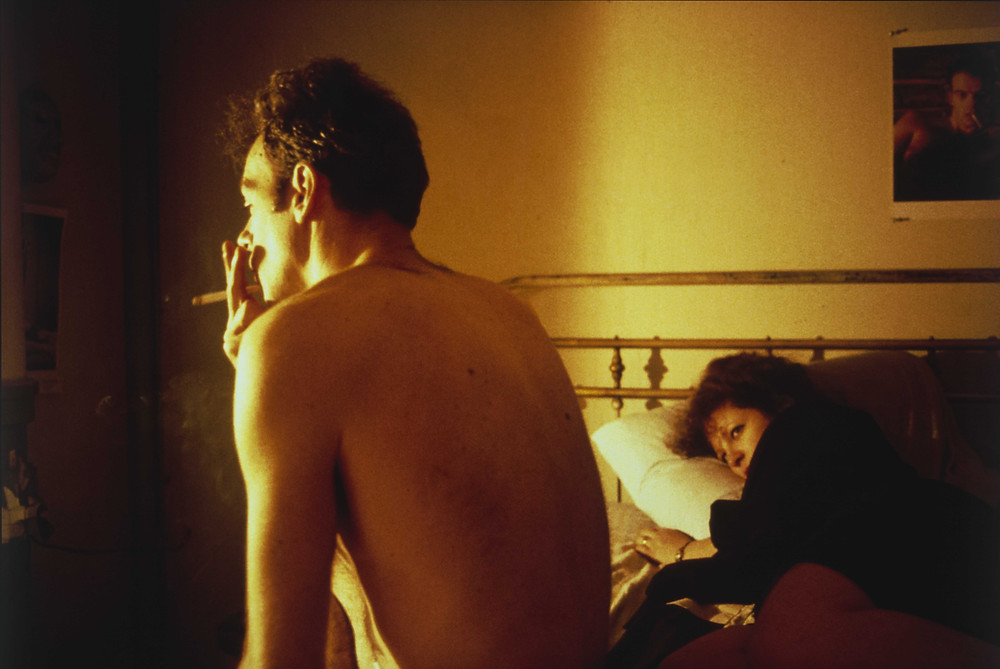 "MoMA sounds like Nan Goldin's ""Ballad of Sexual Dependency"" - sound identity blog"