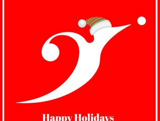 Happy Holidays from Sound Identity