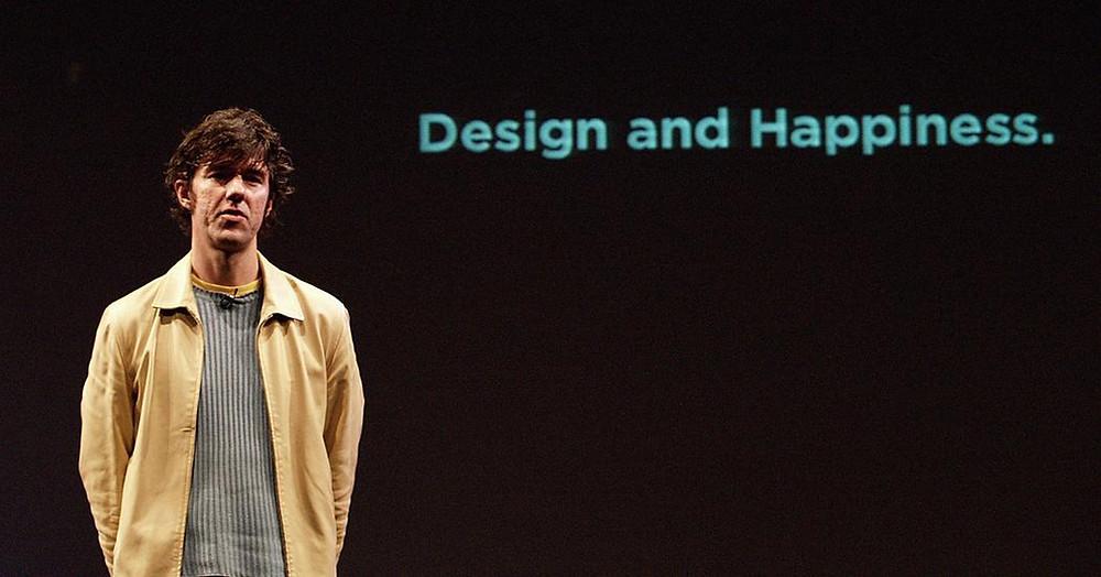 Stefan Sagmeister, the designer who pay homage to album covers art - sound identity music blog sound art marketing sound audio branding suonddesign