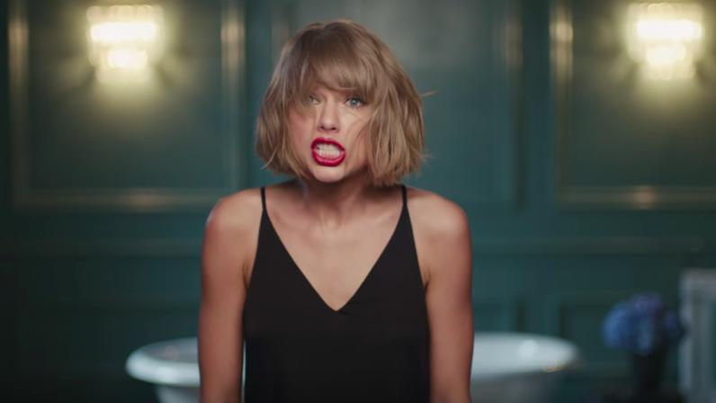 Taylor Swift apple music advertising funny video - blog sound identity