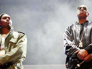 27 ottobre 2005, la battaglia tra Jay Z e Nas termina