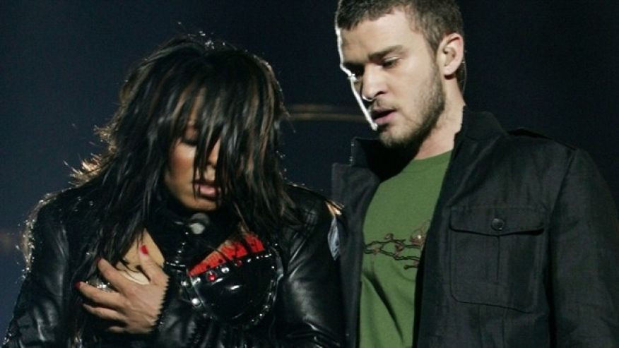 Janet Jackson's Super Bowl incident: anybody remembers which was the song