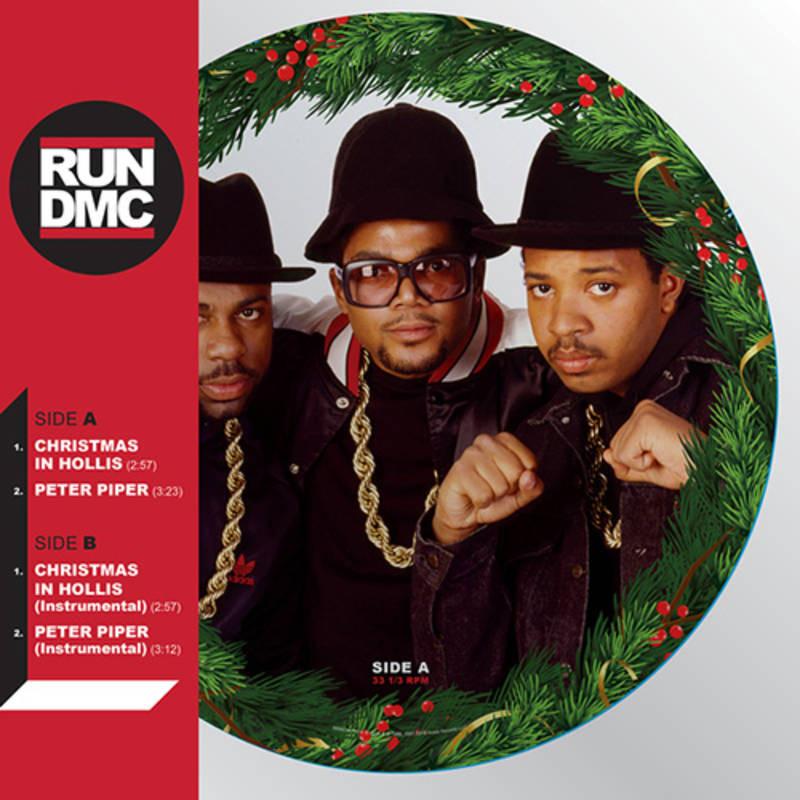 christmas gift, xmas, Run dmc Christmas in Hollis - music gift - sound identity