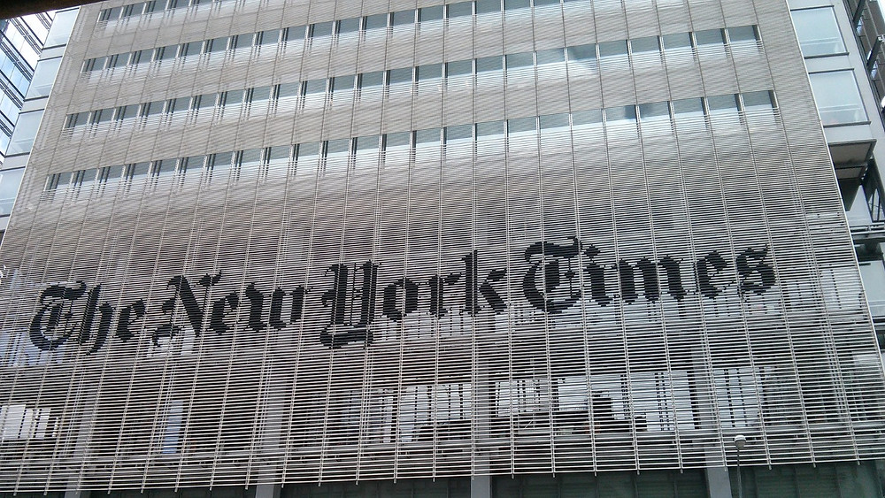 News and music together again with The New York Times and Spotify agreement - sound identity, music blog, music busness, music streaming #soundidentity #musicmatters