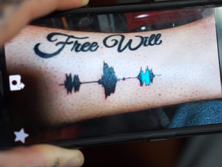 Listen to the sound of tattoos with the Soundwave Tattoos