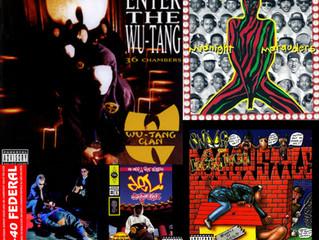 5 Reasons why November 1993 was a hip-hop big deal