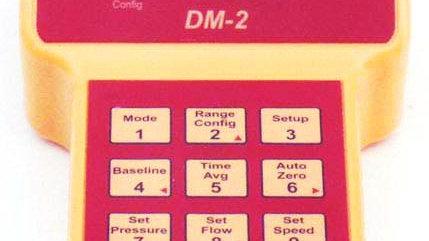 Retrotec DM2 Pressure Gauge Buildingdoctor