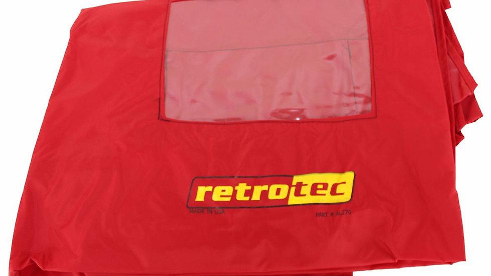 Retrotec  BlowerDoor Cloth Buildingdoctor
