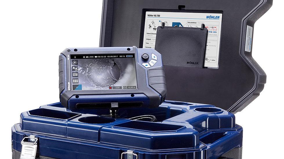 Wohler VIS 700 HD inspection camera Buildingdoctor