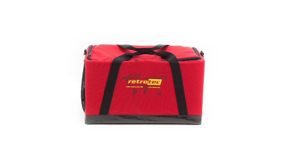 Retrotec Deluxe Cordura Toolbag with Shoulder Strap