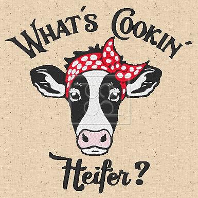 Farm Signs Heifer