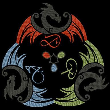 3 Dragon Circle