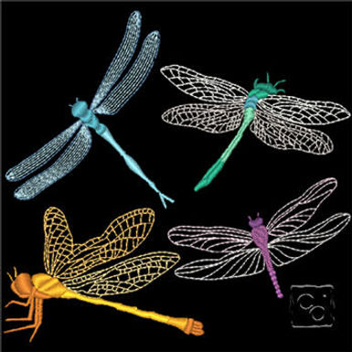Dragonflies and Sayings Collection