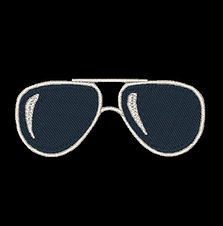 Aviator Glasses Design Image