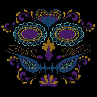 mardi gras mask design image
