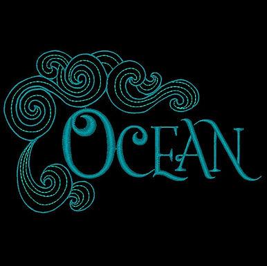Ocean Word Design