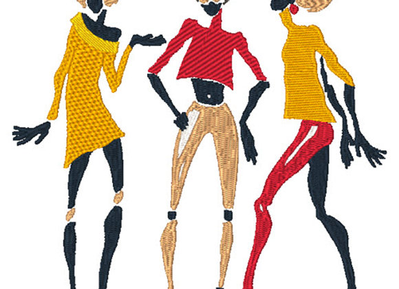 African Women Modern