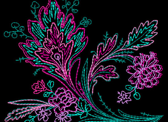 Vintage Pattern 12