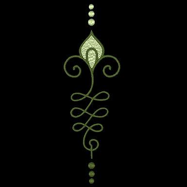 Unalome 9 Design