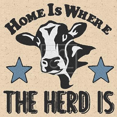 Farm Signs Herd