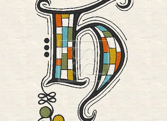 Zen Alpha Letter H
