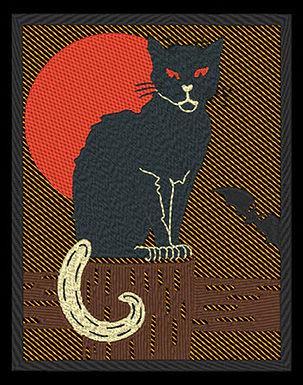 Black Cat 2 Design