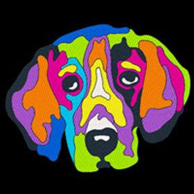 Pop Art Dog