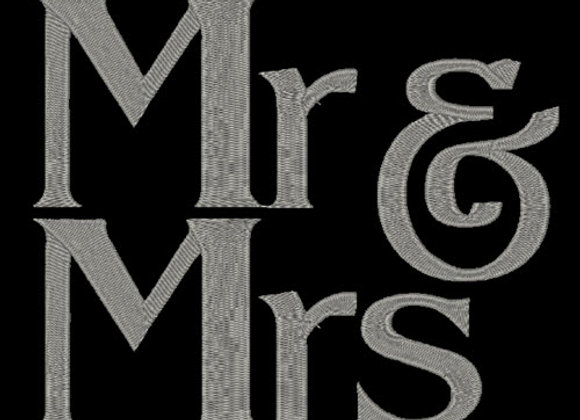 WWS - Mr & Mrs Design