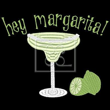 Margarita Glass A