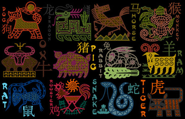 Chinese Zodiac Collection
