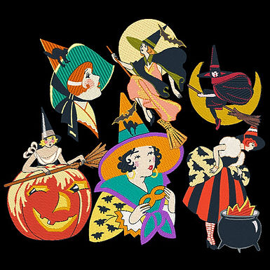 Tally Witches All