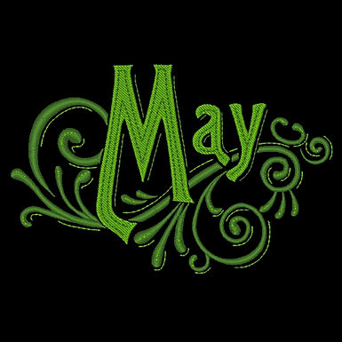 Months of the Year - May