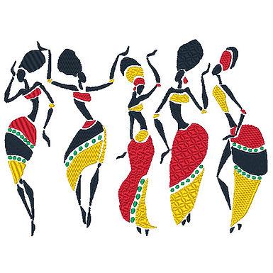 African Women All