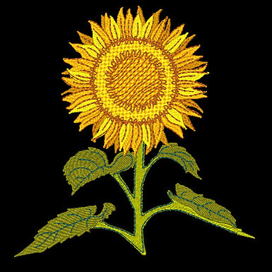 Sunflower 1 Design