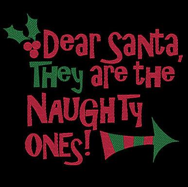 SCS Dear Santa