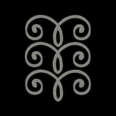 WWS - 3 Swirls Design