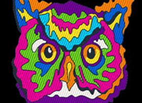 Pop Art Owl
